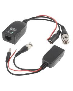 CCTV Balun, Video Data & Power, CVI TVI AHD & Turbo HD, 3MP, 1080P, 720P