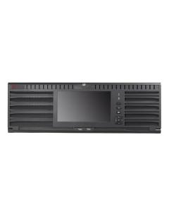 256 Channel DS-96256NI-I24 256x12MP Hikvision NVR 4K