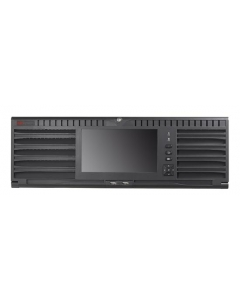64 Channel DS-96064NI-I16 64x12MP Hikvision NVR 4K