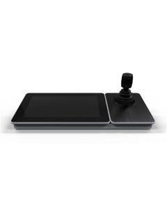 "Hikvision DS-1600KI IP PTZ Network Keyboard 10"" Touchscreen"