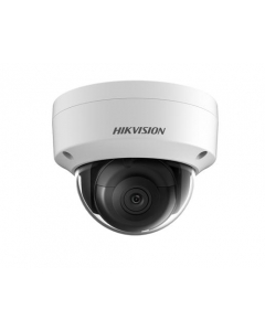 8MP DS-2CD2185FWD-IS Hikvision 2.8mm 102° 20fps IP Vandal Dome Camera with IO/Audio