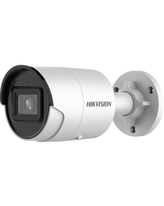 4MP DS-2CD2046G2-IU 4mm 83° AcuSense  IP Mini Bullet Camera with Microphone
