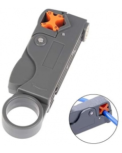 CLEARANCE OFFER Rotary Cable Stripper for Coax Cables RG59 RG62 RG6 RG58 & RG174
