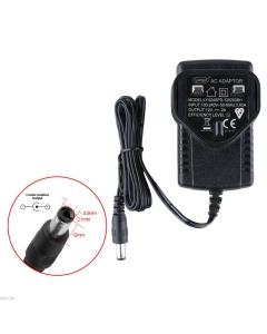 [1-Way] CCTV Power Supply Professional 12V DC 2Amp (24W)