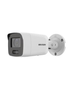 8MP AcuSense ColorVu DS-2CD2087G2-LU 4mm 88° 40m Colour IP Mini-Bullet Camera +Mic