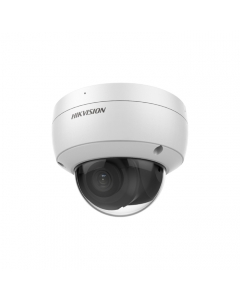 2MP DS-2CD2123G0-IU Hikvision 2.8mm 114° IP Dome Camera with Microphone