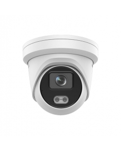 4MP AcuSense ColorVu DS-2CD2347G2-LU 2.8mm 109° Full Time Colour IP Camera with Microphone