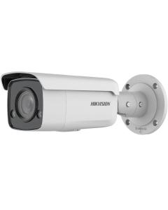 8MP AcuSense ColorVu DS-2CD2T87G2-L 6mm 54° 60m Colour IP Bullet Camera