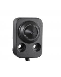 CLEARANCE: 2MP Hikvision DS-2CD6425G0-20 Covert Encoding Box & 8M Cable L20 Block Shaped Lens