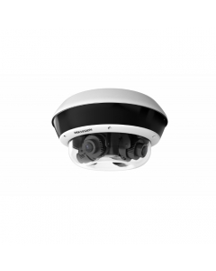 5MP DS-2CD6D54FWD-IZHS Hikvision PanoVu 2.8~12mm 360° Panoramic Dome IP Camera with Wiper