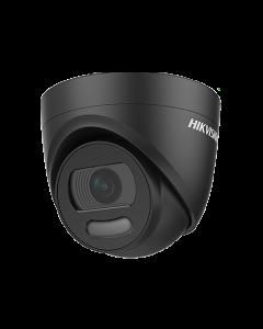 8MP (4K) ColorVu DS-2CE72UF3T-E 2.8mm 110° PoC Turret Camera BLACK