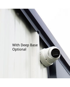 5MP DS-2CE78H8T-IT3F Hikvision 2.8mm 98° Ultra-Low Light Turret Camera