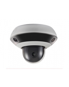 2MP DS-2PT3326IZ-DE3 Hikvision PanoVu 2MM 350° Panoramic Mini Dome + PTZ IP Camera