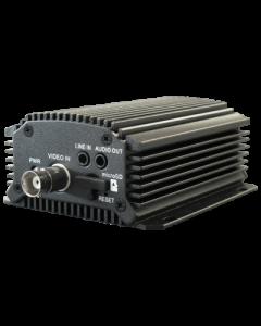 DS-6701HUHI Hikvision 1 Channel Encoder 5MP TVI & Analogue Cameras