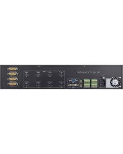 16xHDMI DS-6916UDI(B) 32ch@8MP Hikvision 4K Decoder