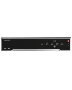 32 Channel DS-7732NI-I4/16P(B) 12MP 16xPoE 2xHDMI Hikvision 4K NVR