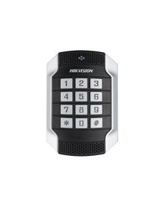Hikvision DS-K1104MK Vandal Resistant Mifare Card Reader With Keypad