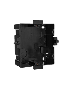 1-Module S/Steel Flush Mount DS-KD-ACF1/S for Modular Intercom