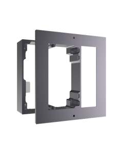 1-Module Aluminium Surface Mount DS-KD-ACW1 for Modular Intercom Door Station