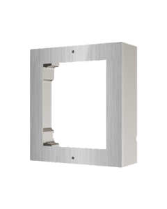 1-Module S/Steel Surface Mount DS-KD-ACW1/S for Modular Intercom Door Station