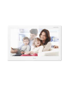 """Hikvision DS-KH9510-WTE1 10"""" Android Video Intercom Indoor Station"""