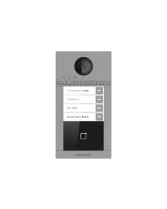 Hikvision DS-KV8413-WME1 2MP 4 Buttons Video Intercom Metal Villa Door Station