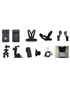 Hikvision DS-MH2311/32G/GLE/S Body Camera Suitcase Kit