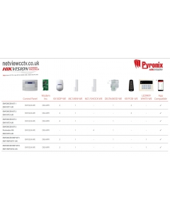 Pyronix ENF/KIT3-UK Enforcer Wireless Alarm Kit 3