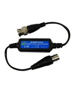 HD Ground Loop Isolator CVI TVI AHD & Turbo HD