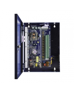 [18-Way] 12A CCTV Power Supply Professional 12V DC 18-Outputs Lockable Box