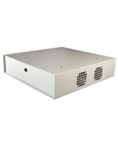 Haydon Medium Lockable Steel DVR NVR Enclosure 540*510*124mm LDVR