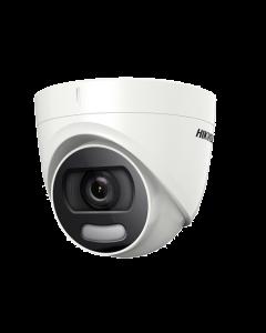 5MP Hikvision ColorVu DS-2CE72HFT-E 2.8mm 99.7° PoC Turret Camera