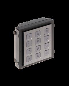Hikvision DS-KD-KP Modular Keypad Module for Video Intercom