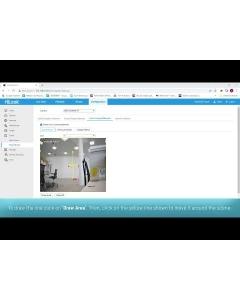 5MP Hikvision ColorVu DS-2CE72HFT-F28 BLACK 99.7° Full Time Colour Turret Camera