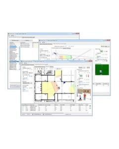 JVSG CCTV Design & Planning Software incl Hikvision Cameras
