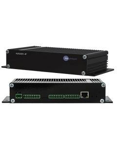 Network IP Audio Gateway Netgenium AUG3201-IP PoE Powered