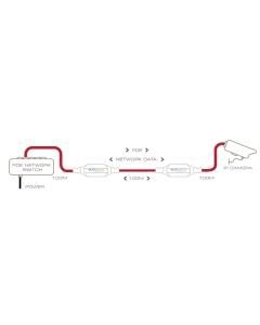 Veracity VOR-ORM-XT OUTREACH Max XT External IP Extender +POE
