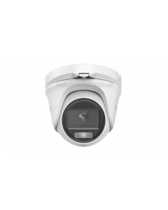 2MP HiLook ColorVu THC-T129-M 102° 20m Full Colour at Night Turret Camera