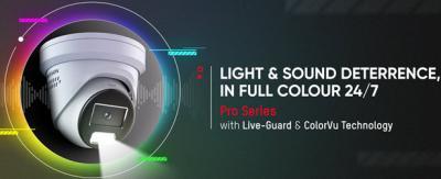 Hikvision LiveGuard & ColorVu Technology