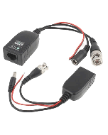 HD Video, Power, Data, Balun CVI TVI AHD & Turbo HD 1080P + 720P CCTV Video up to 450m