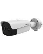 DS-2TD2636B-10/P Hikvision 10mm 37.5° Fever Scanning Thermographic Bullet Camera