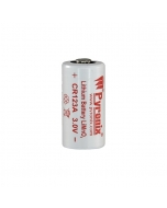 Pyronix BATT-CR123A Battery 3v Lithium for KX12DQ-WE, KX10DP-WE & SMOKE-WE