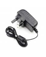 1-Way 1.5A (18W) 12V DC UK Plug In Power Supply for CCTV Cameras