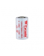 Pyronix BATT-CR2 Battery 3v Lithium for wireless SHOCK-WE, RS2-WE, MC2-WE & WL-WE