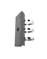 Hikvision DS-1275ZJ-SUS Vertical Pole Mount Bracket BLACK