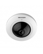 5MP DS-2CC52H1T-FITS Hikvision 1.1mm 186° Indoor Fisheye Camera with 10-20m IR
