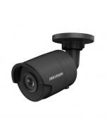4MP DS-2CD2045FWD-I Hikvision 2.8mm 109° 30fps Darkfighter IP Mini Bullet Camera Black