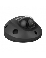 6MP Hikvision DS-2CD2563G0-IS/B-2.8MM 97° 20fps Mini Dome IP Camera with built-in Mic BLACK