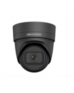 4MP DS-2CD2H45FWD-IZS Hikvision Varifocal lens IP Turret Camera BLACK
