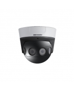 32MP (4x8MP) DS-2CD6984G0-IHS Hikvision PanoVu DarkFighter Panoramic Dome IP Camera